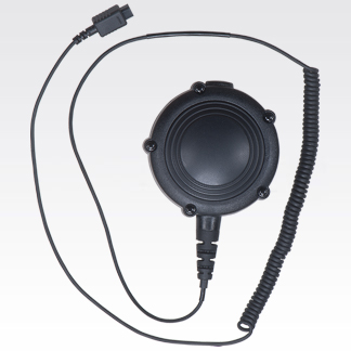 Body Switch for Ear Microphone Systems