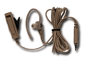 2-Wire Surveillance Kit with Extra Loud Earpiece