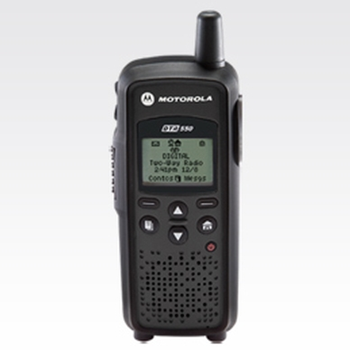 DTR550 Digital On-Site Portable Two-Way Radio