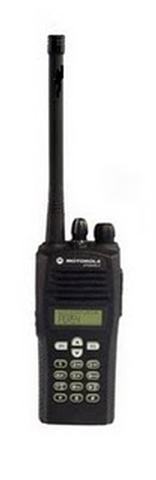 CP200 XLS Portable Two-Way Radio