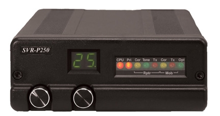 SVR-P250 Digital Vehicular Repeater