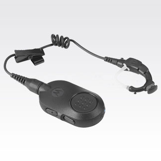 "Operations Critical Wireless Earpiece with 9.5"" Cable"