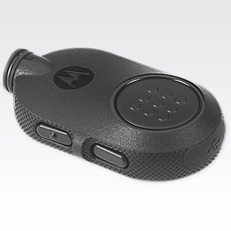 Bluetooth Mission Critical Wireless PTT Pod