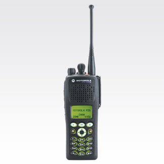 XTS2500 P25 Digital Portable Two-Way Radio
