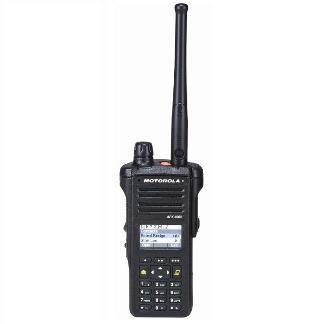 Motorola Solutions APX4000 P25 Single-Band Portable Two-Way Radio