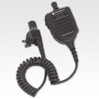 Commander II Remote Speaker Microphone