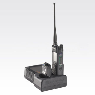 Motorola Solutions IMPRES Dual-Unit Charger