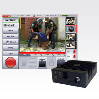 MVX1000 In-Car Digital Video System
