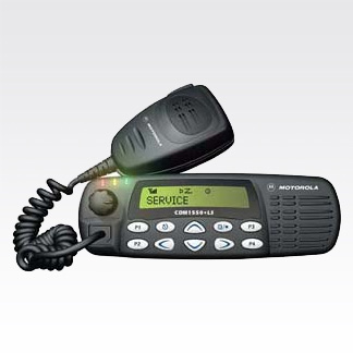 Motorola Solutions CDM1550LS+ Mobile Two-Way Radio