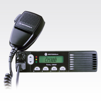 CM300 Mobile Two-Way Radio