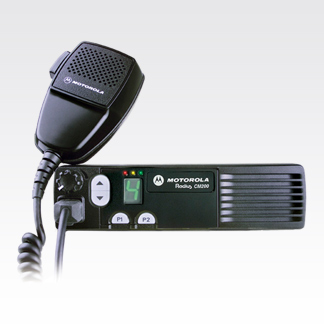 CM200 Mobile Two-Way Radio