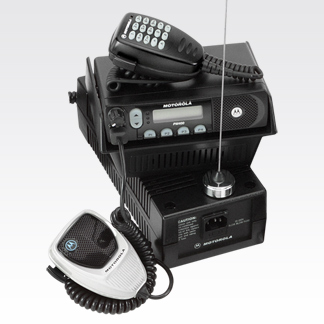 Motorola Solutions PM400 Mobile Two-Way Radio