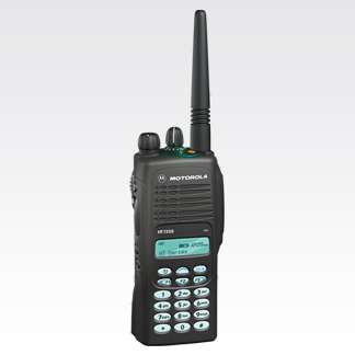 HT1250 LS+ Portable Two-Way Radio