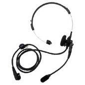 Headset with Swivel Boom Microphone