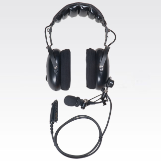 Medium Weight Dual-Muff Headset