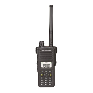 Motorola Solutions APX1000 P25 Single-Band Portable Two-Way Radio