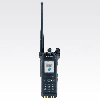 Motorola Solutions APX7000 P25 Multi-Band Portable Two-Way Radio