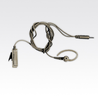 2-Wire Surveillance Kit with Microphone and PTT
