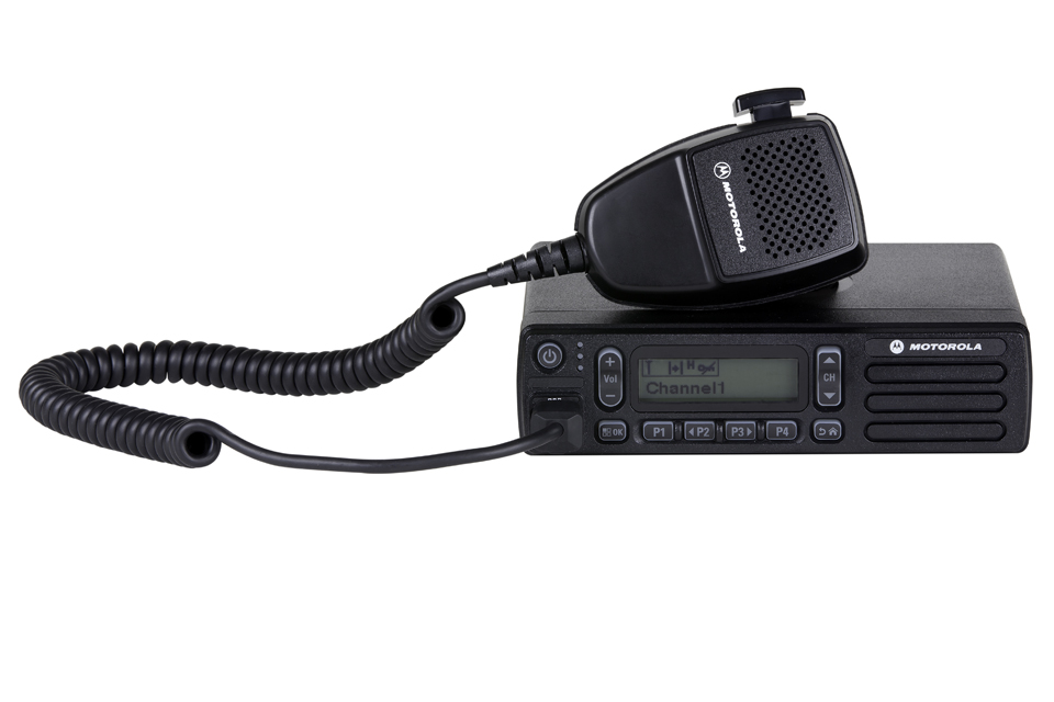 Motorola Solutions CM300d Mobile Two-Way Radio