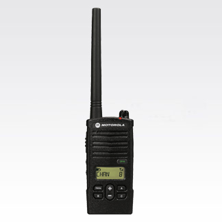 CP110 Display On-Site Portable Two-Way Radio