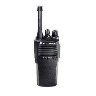 CP200 Portable Two-Way Radio