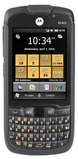 ES400 Enterprise Smartphone