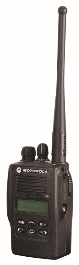 Motorola Solutions EX560XLS Portable Two-Way Radio