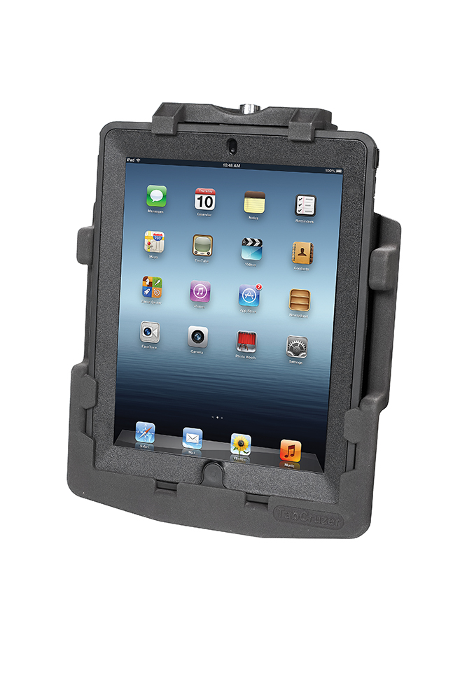TabCruzer Cradle For iPad and OtterBox Defender Series Case