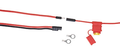 20-Foot 12-Volt Power Cable to Battery