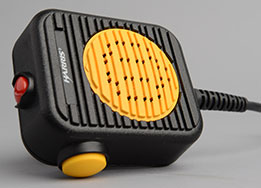 High-Visibility Speaker Microphone