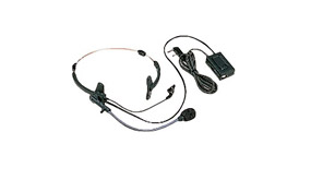 Headset with VOX/PTT