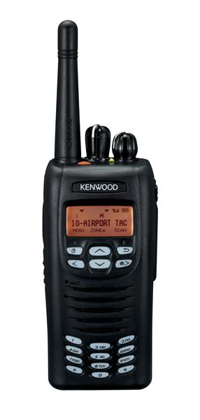 NEXEDGE NX-300GK3 VHF/UHF Digital and FM Portable Two-Way Radios