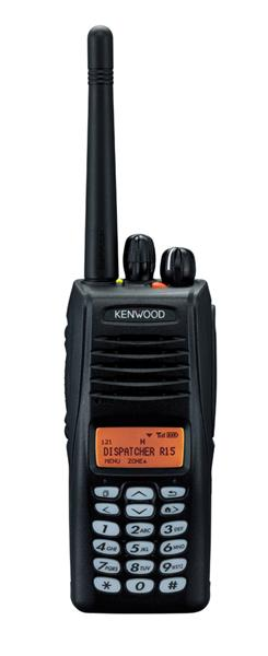 NX-210G VHF Portable Two-Way Radio