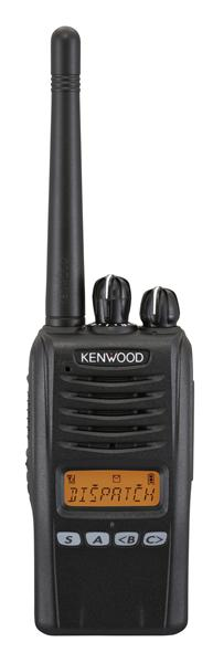 NX-220/320 VHF/UHF Portable Two-Way Radio