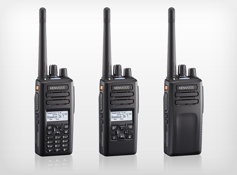 NEXEDGE NX-3320K2 Portable Two-Way Radio