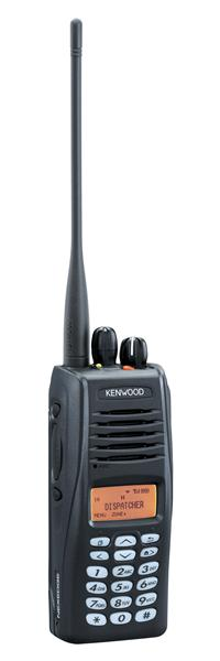NX-410/411 800/900 MHz Portable Two-Way Radio