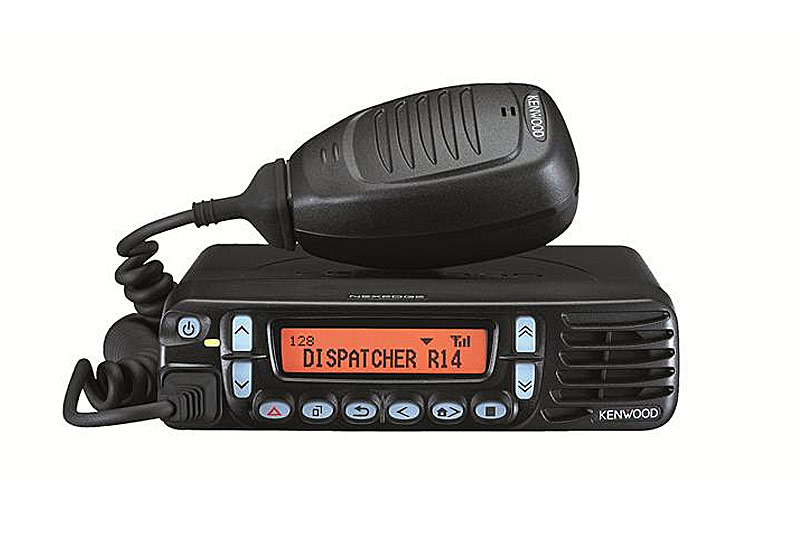 NX-900/901 800/900 MHz Mobile Two-Way Radio
