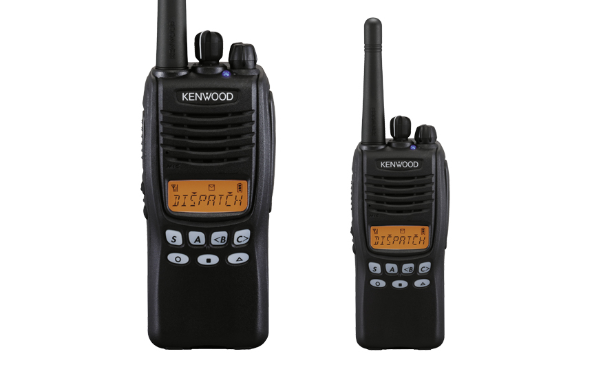 TK-3312K VHF/UHF FM Portable Two-Way Radios