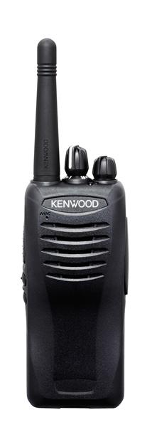 TK-2400VK/3400UK Series VHF/UHF FM 2-Watt Portable Two-Way Radio