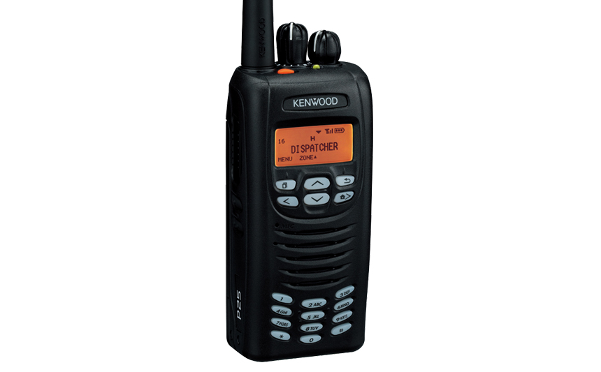 TK-5220/5320 VHF/UHF P25 FM Portable Two-Way Radio