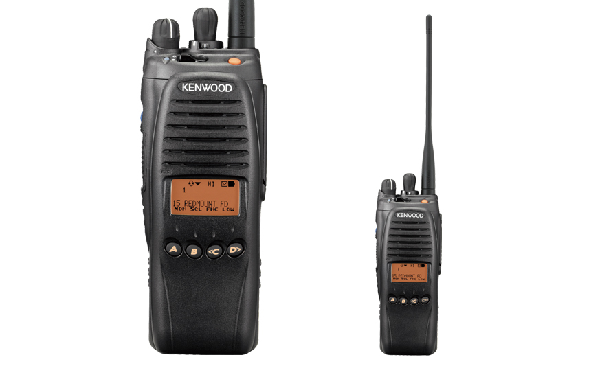 TK-5410 700/800 MHz P25 Portable Two-Way Radio