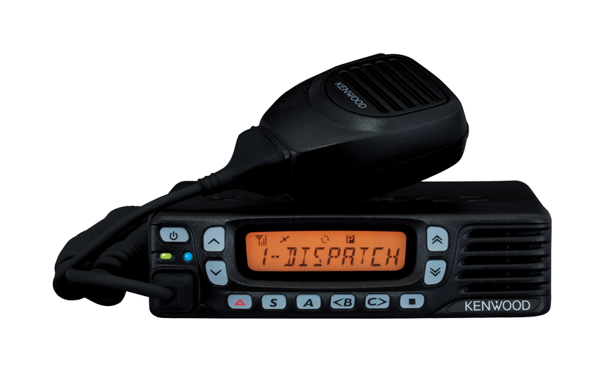 TK-8360HU VHF/UHF FM Mobile Two-Way Radios