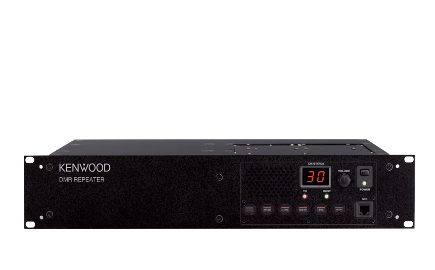 TKR-D810 VHF/UHF Digital Repeater