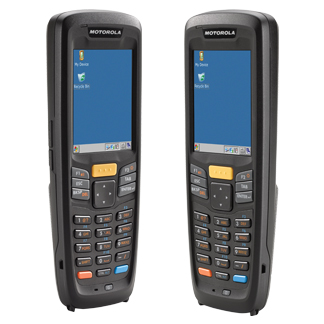 MC2100 Series Mobile Computer