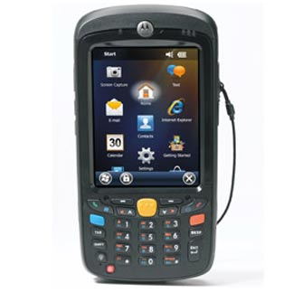 MC55A0 Rugged Wi-Fi Enterprise Mobile Computer