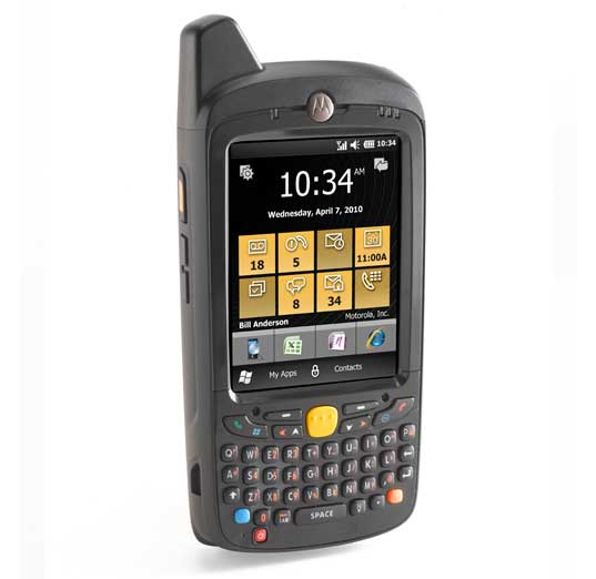 MC65 Rugged Mobile Computer