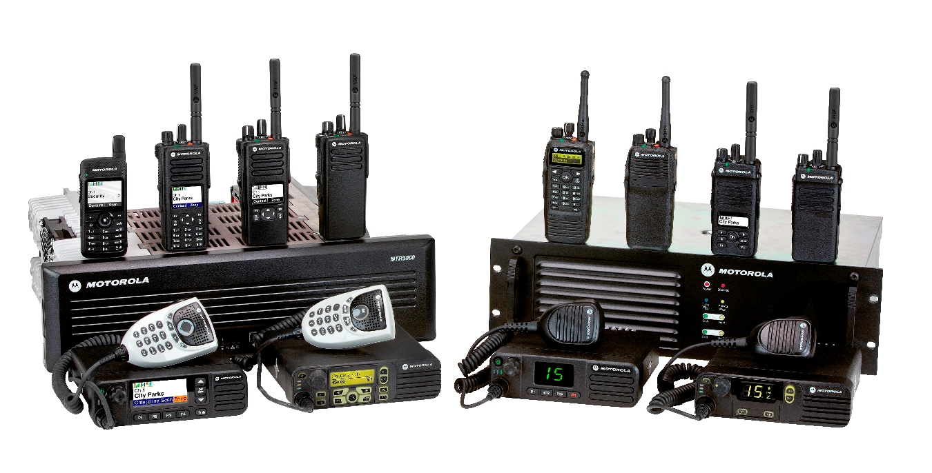 MOTOTRBO Professional Digital Two-Way Radio System