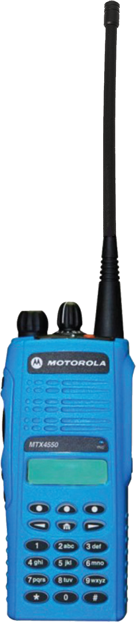 MTX1550 UHF CSA-IS Handheld Two-Way Radio