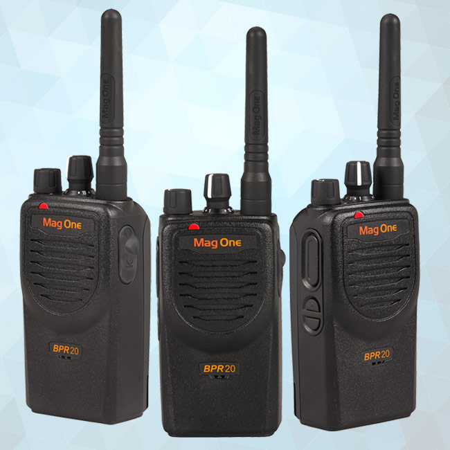 Mag One BPR20 Portable Two-Way Radio