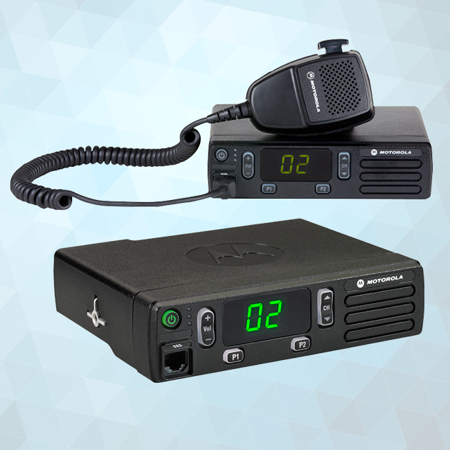 CM200d Mobile Two-Way Radio